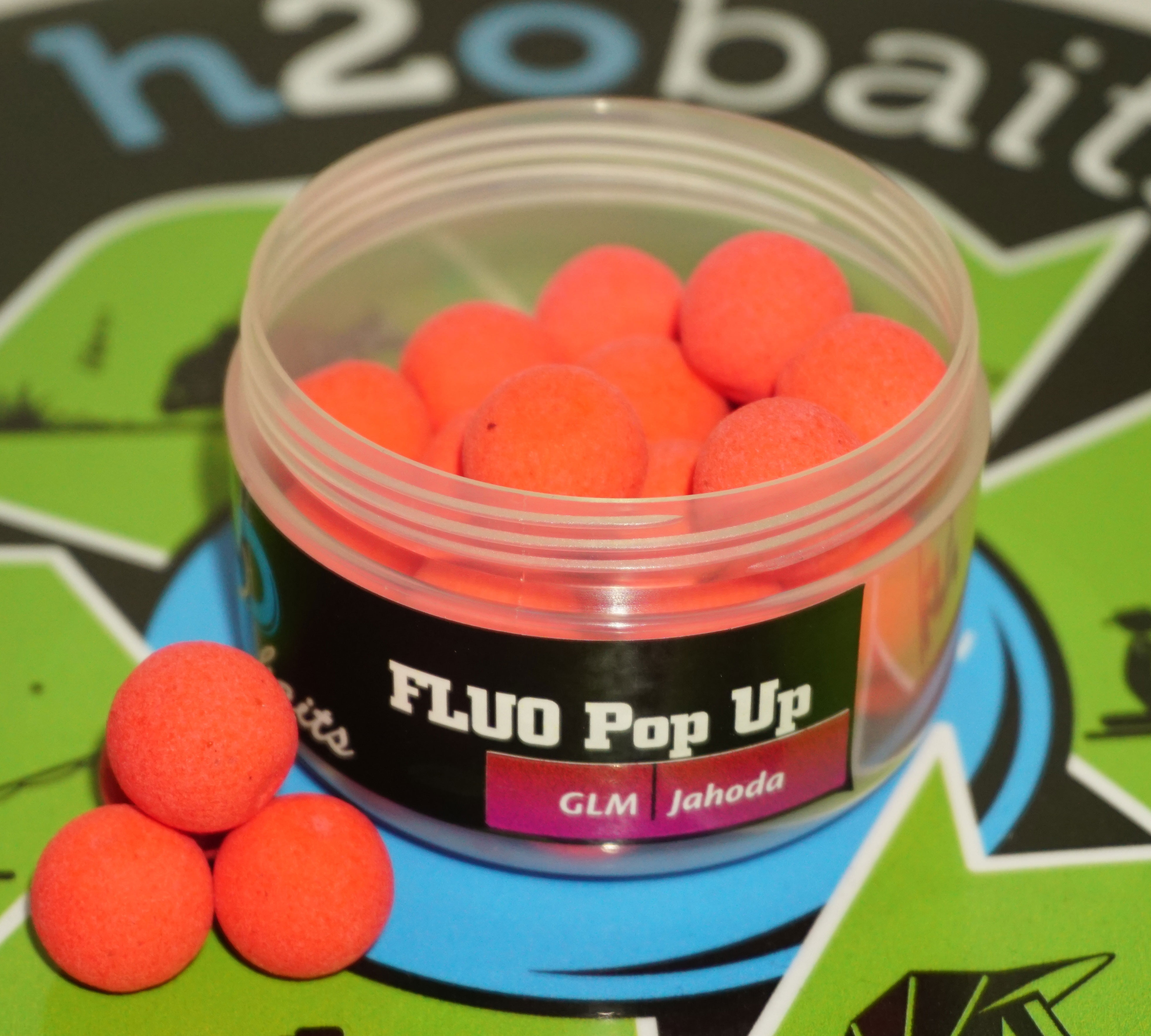 POP UP GLM/jahoda 150ml 15mm