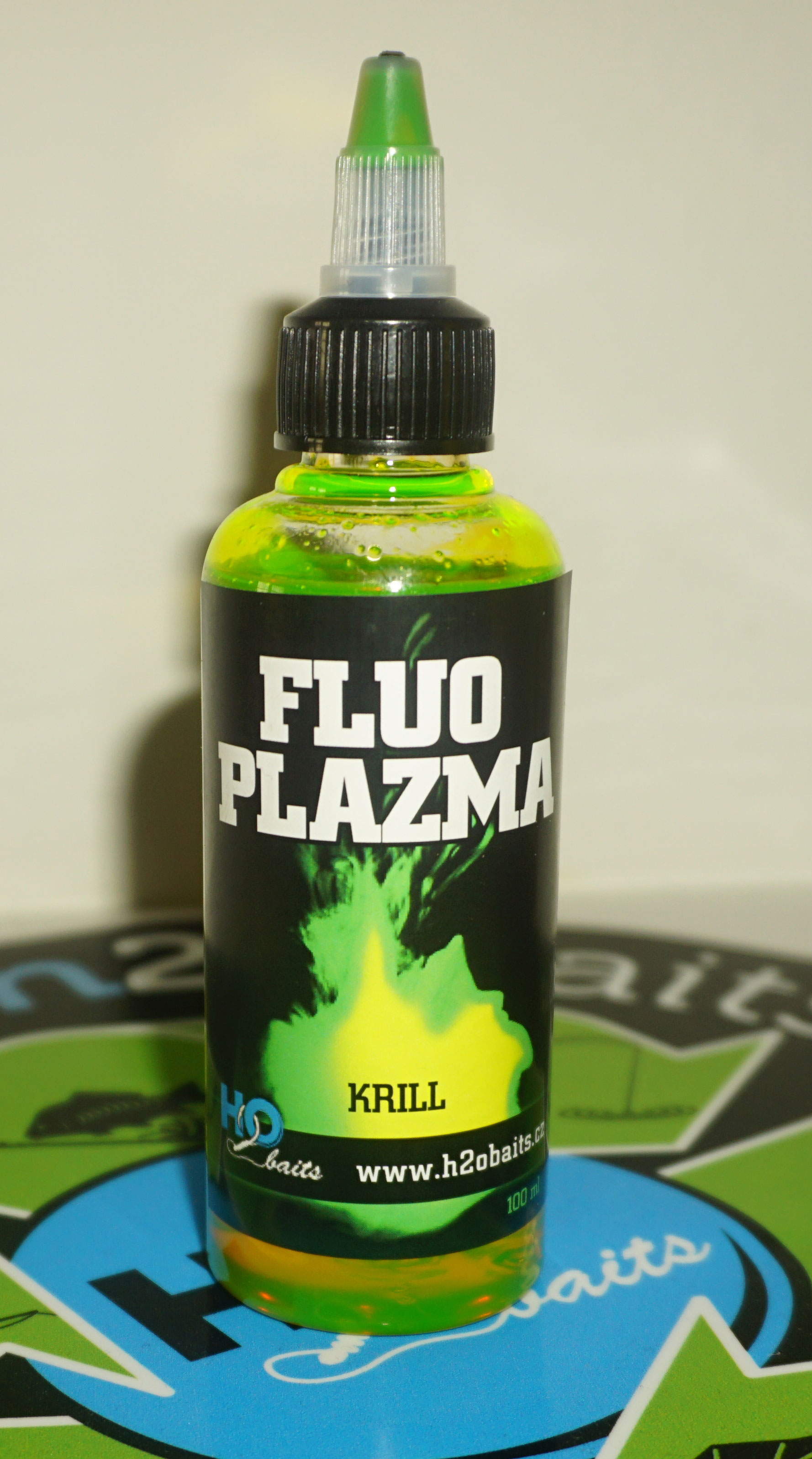 FLUO PLAZMA-Krill 100 ml